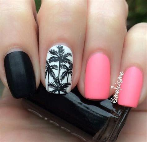 imagenes de uñas de acrilico diseños juveniles las 25 mejores ideas sobre u 241 as verano en pinterest