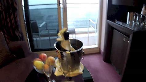 msc preziosa cabine msc preziosa yacht club suite tour cabin 16029