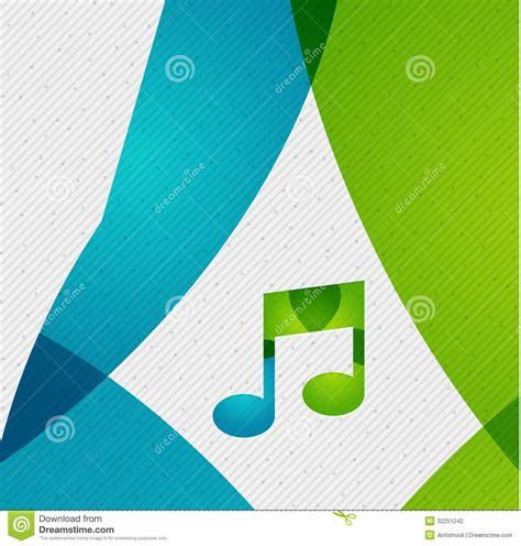 design concept paper modern paper design music concept stock photography