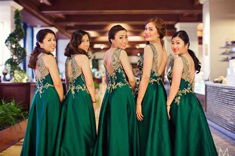 Wedding Attire Packages Philippines by Gowns For Wedding Entourage Unique Wedding Ideas