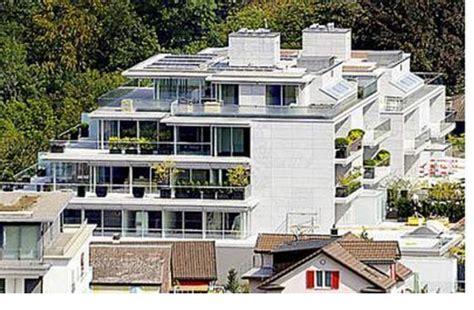 casa federer roger federer s penthouse apartment in wollerau world