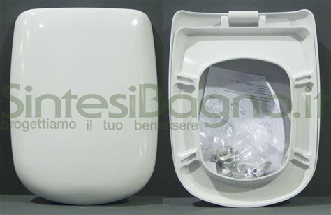 flaminia wc mono copriwater per wc mono flaminia ricambio originale