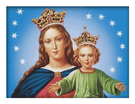 imagenes virgen de maria auxiliadora devocion a la virgen mar 237 a maria auxiliadora de los