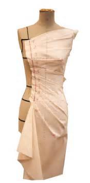 draped garment asakeoge couture draping for fashion design
