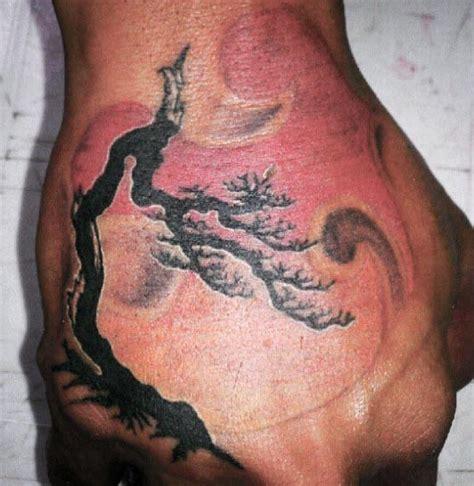 hand zen tattoo 60 bonsai tree tattoo designs for men zen ink ideas