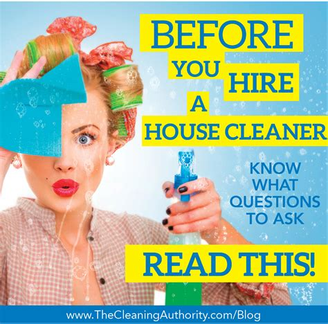 Apartment Cleaning Hiring How To Hire A House Cleaning Service