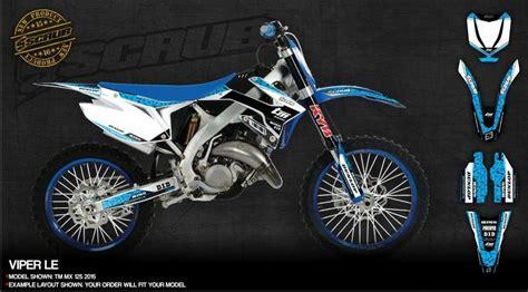 Tm Racing Aufkleber by Tm Dekor Viper Le Mx Kingz Motocross Shop
