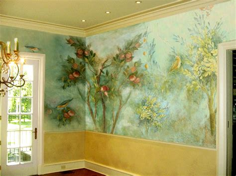 painting faux wall decorative wall painting technique for your home