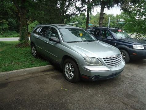 2004 Chrysler Pacifica Engine by Buy Used 2004 Chrysler Pacifica Has Engine Problem Seems