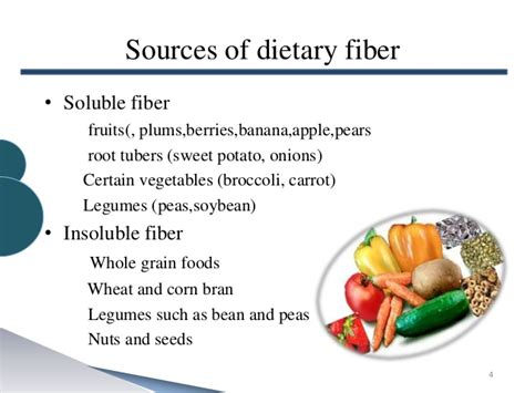 Importance Of High Fiber And Low Foods by Foods High In Soluble Fiber And Low Insoluble Foodfash Co