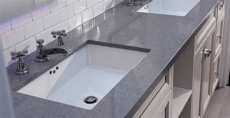 Pebble Granite Countertop by Honed Vs Polished Granite And Quartz Countertops What S