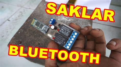 Saklar Relay testing saklar bluetooth 2 relay