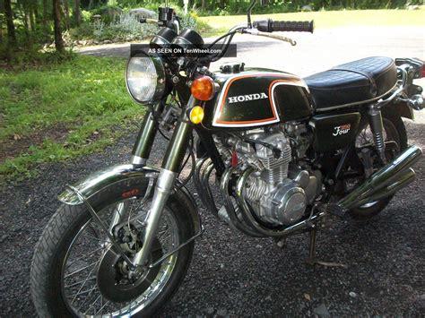 honda cb 350f 1973