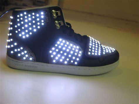 led shoes step up 3d led shoes moritz waldemeyer