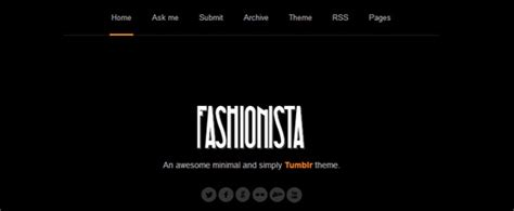 interactive tumblr themes free 50 best free tumblr themes