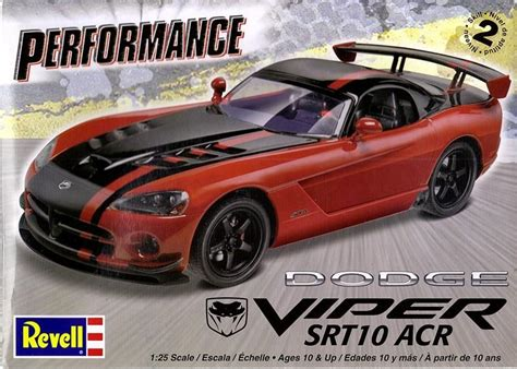 Speaker Acr Second review dodge viper srt10 acr ipms usa reviews