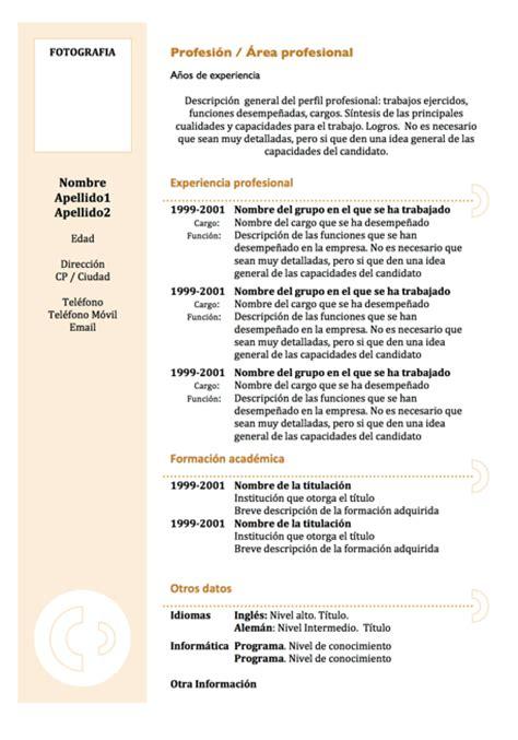 Modelo Curriculum Abogado En Ingles como hacer un curriculum vitae como hacer un curriculum en espa 241 a