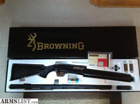 browning gold light 10 for sale armslist for sale browning gold light stalker 10ga