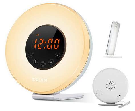 light simulator alarm clock best deal up light salute simulator alarm