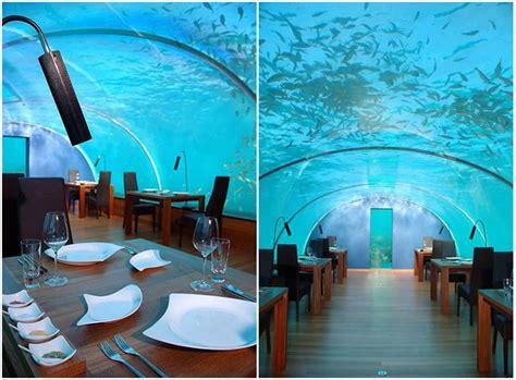 ithaa undersea restaurant interactive d i y dining experiences tasty island