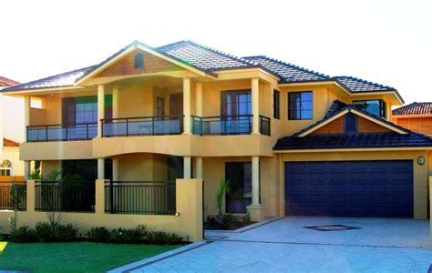 pictures of houses designs exterior colour exteriors storey house designs