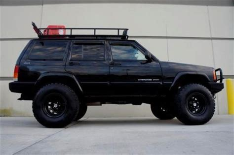 Lifted Jeep Sport Purchase Used Custom Lifted Jeep Sport 4wd Safari