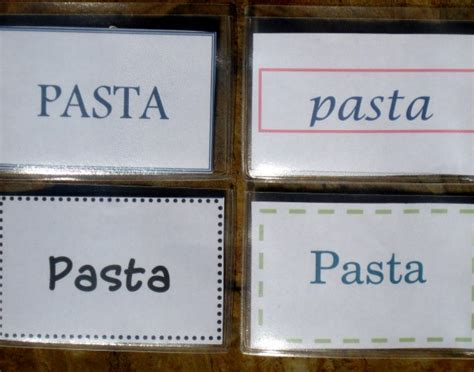 Diy Pantry Labels by Diy Pantry Labels 187 The All In A Row