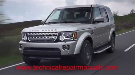 manual repair autos 2011 land rover lr4 security system service manual 2012 land rover lr4 crankshaft repair 2011 land rover lr4 information