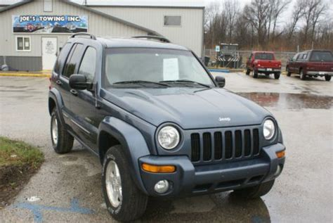2002 Jeep Liberty Transmission Sell Used 2002 Jeep Liberty Sport Limited Needs Trans