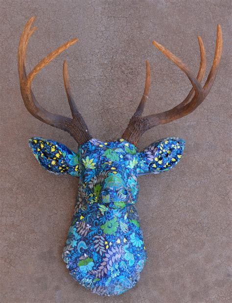How To Make A Paper Mache Stag - tutorials tips not to miss 5 home stories a to z