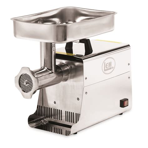 Lem Hp Lem Products 1 Hp Stainless Steel Electric Grinder