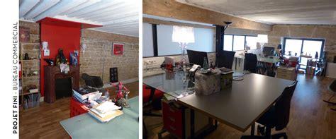 bureau commercial r 233 novation et r 233 habilitation d un local pour un bureau de
