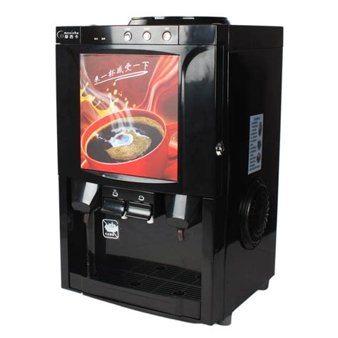 Desktop coffee machine fully automatic coffee machine commercial coffee machine hot drinks