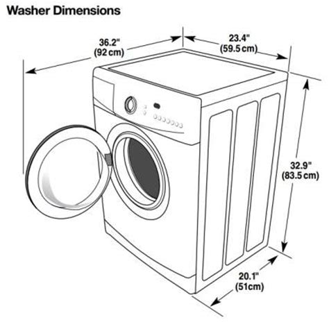 dimensions of whirlpool duet washer and dryer types of stack whirlpool wfc7500vw whirlpool 24 front load washer