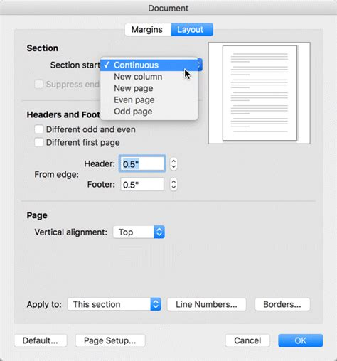 Delete Section In Word by Delete A Blank Page In Word 2016 For Mac Word For Mac