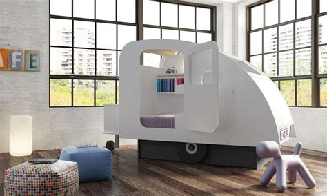 caravan design caravan and tent cing themed beds for
