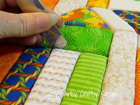 craft fabric recycled craft faux quilted bulletin board hometalk