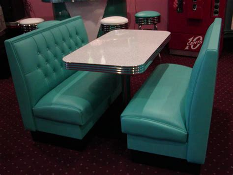 diner bench vegas booth set diner restaurant commercial quality