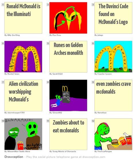 mcdonald illuminati ronald mcdonald is the illuminati