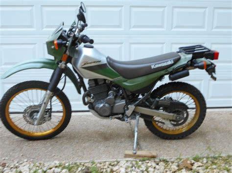 Dual Sport Kawasaki by 2000 Kawasaki 250 Sherpa Dual Sport For Sale On 2040