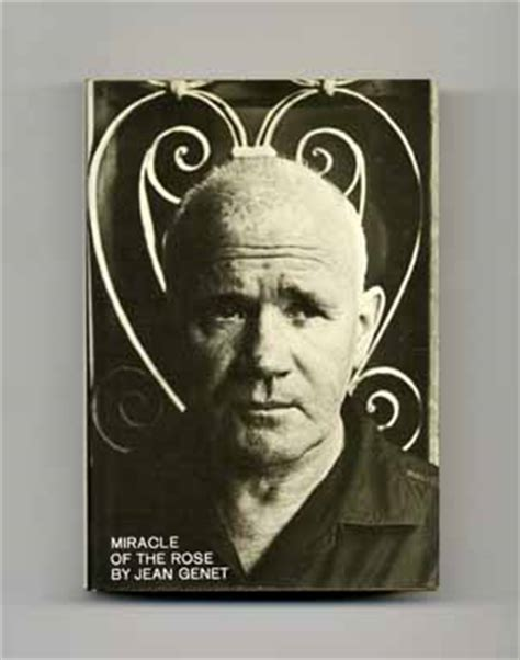 jean genet miracle of the rose pdf miracle of the rose 1st us edition 1st printing jean