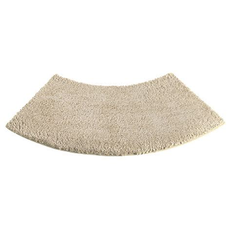 Bath Mat For Curved Shower by Large Curved Shower Mat Latte In Bath Mats At Lakeland