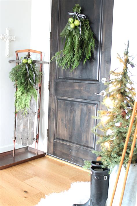 modern house christmas home decor and christmas tree modern farmhouse christmas home tour chic california