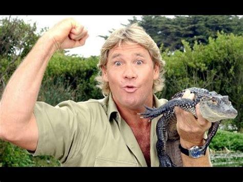 biography book on steve irwin steve irwin crocodile hunter biography youtube