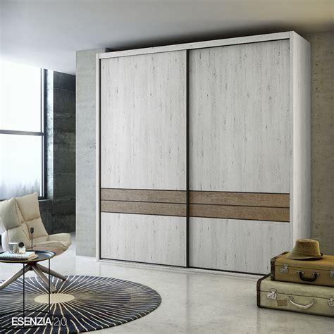 armarios de habitacion armarios de puertas correderas de la colecci 243 n esenzia 2 0