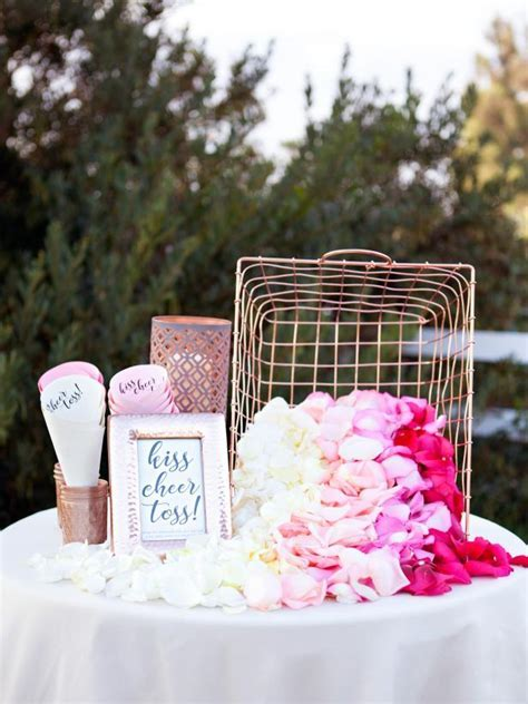 24 Gorgeous DIY Wedding Decor Ideas   HGTV