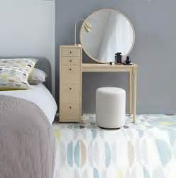 Choose small dressing tables for limited space how to furnish