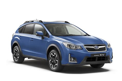 subaru crossover 2016 improved tech and efficiency for 2016 subaru crossover