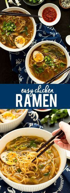 30 watering ramen recipes and easy to make for the ramen noodle lover books check out hoisin chicken noodle soup it s so easy to make