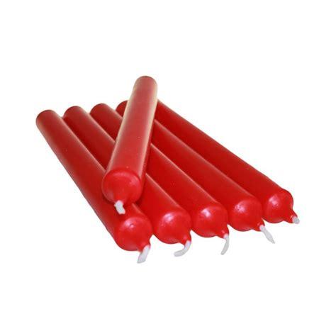 candela rossa magia candela cilindrica rossa 20 cm mistico e magico